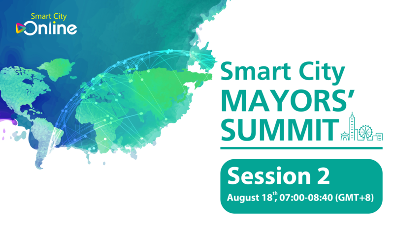 Mayors' Summit Online (August 18th)