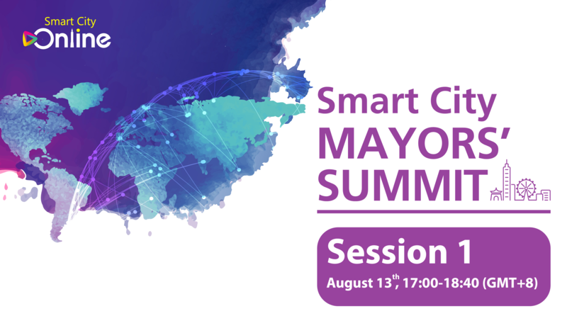 Mayors' Summit Online (August 13th)